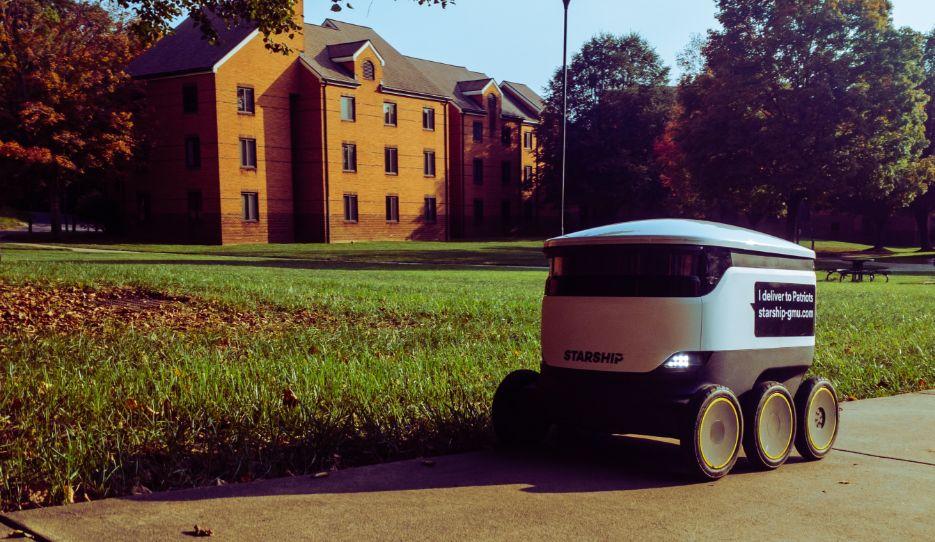 Autonomous devices for deliveries