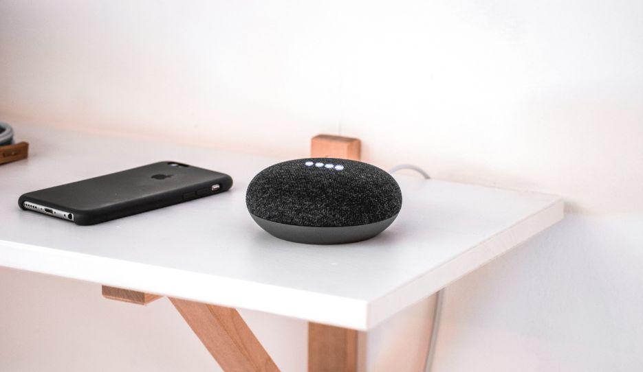 Voice enabled shopping app development