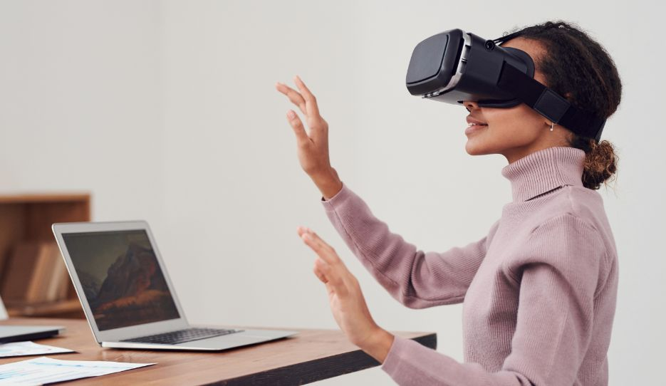 Virtual reality in real estate market