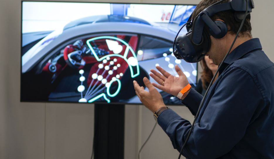 Virtual Reality Technology for Real Estate