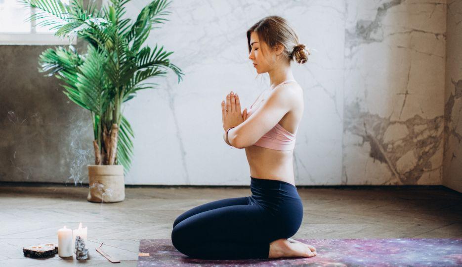 Yoga and meditation app development